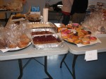 Delicious Food at P.S. 130 Bake Sale