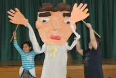 CCA Puppet Parade 1