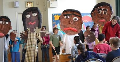 CCA Puppet Parade 2