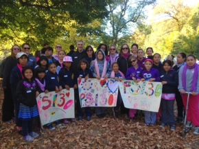 PS 130 is Making Strides Against Breast Cancer!