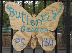 PS130 Butterfly Garden