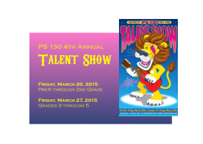 4th Annual Talent Show