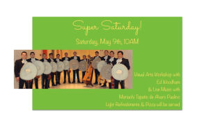 Super Saturday!