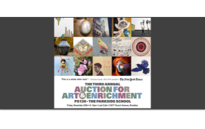 PS 130 3rd Annual Auction for Art and Enrichment
