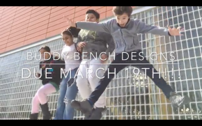 Video: Buddy Bench Design Competition
