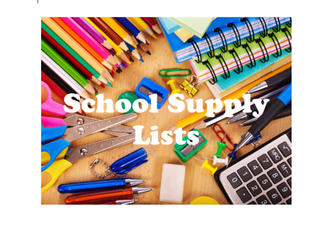 School Supply WebSticky