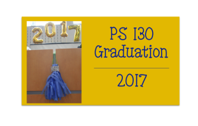 Photos from the 2017 Graduation Ceremony