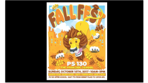 Fall Fest: Sunday October 15th