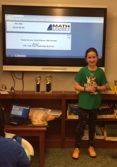 2019 Anya Math League