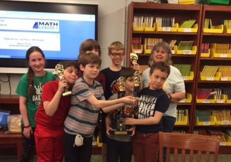 2019 Math League Team
